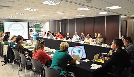 CRP-03 participa de Reunião Nacional do CREPOP