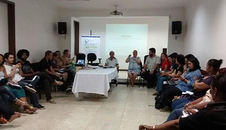 CRP-03 participa de reunião da Coordenação Nacional do FNTSUAS
