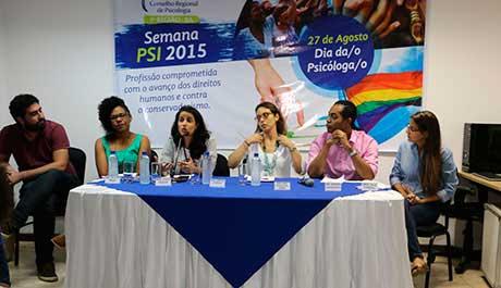 Semana Psi discute o papel da Psicologia nas políticas públicas