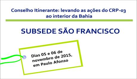 Conselho Itinerante acontece em Paulo Afonso