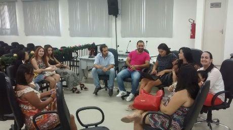 Comissão Gestora realiza reunião mensal em Teixeira de Freitas