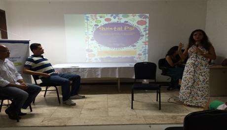 Psicólogas/os discutem riscos e desastres no Quintal PSI de Salvador