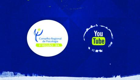 Canal do CRP – 03 no YouTube já está disponível
