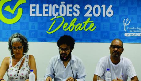 CRP-03 realiza debate entre as chapas concorrentes à eleição