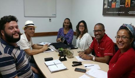 Novo Plenário se reúne com representantes do Sindicato