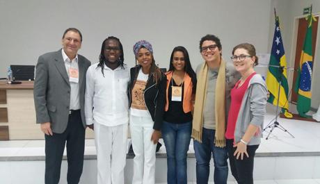 Conselheiros do CRP-03 participam de seminário sobre Psicologia e Relações Interétnicas em Sergipe