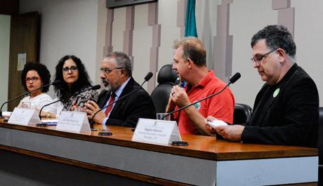 Conselho participa de homenagem a Marcus Vinícius