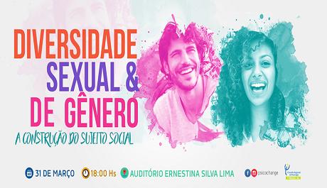 CRP-03 realiza nesta semana evento sobre diversidade sexual e de gênero