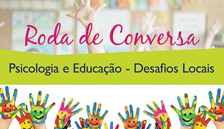 Roda de Conversa sobre Psicologia e Educação acontece em Conquista