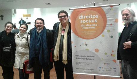 VII Colóquio Nacional de Direitos Humanos tem participação do CRP-03