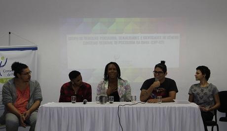 CRP-03 recebe discussão sobre afetividade nas relações LGBTs
