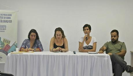 Papo de Psicóloga/o traz debate sobre álcool e outras drogas a Salvador