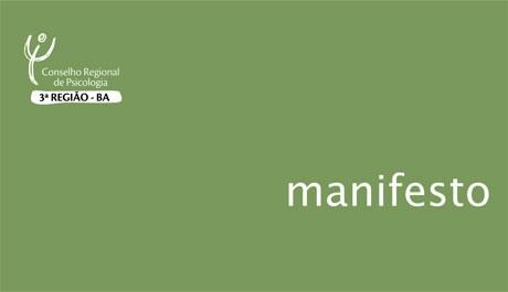 Manifesto em solidariedade às/aos estudantes do curso de Psicologia da Universidade Estadual de Feira de Santana