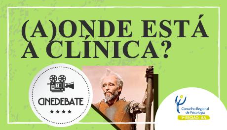 """GT de Clínica promove Cine Debate com exibição do longa-metragem """"O Homem de la mancha"""""""