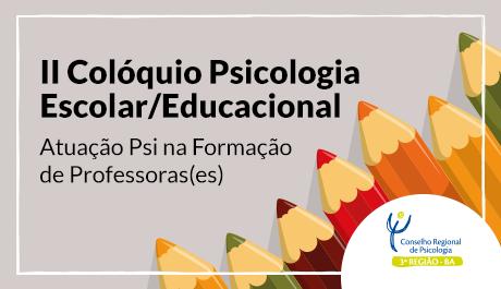 Atuação Psi na Formação de Professoras/es