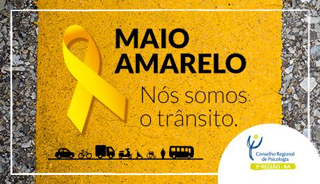 Conselho promoverá ações em comemoração ao Maio Amarelo