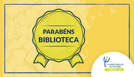 Biblioteca do CRP-03 ganha prêmio LILACS