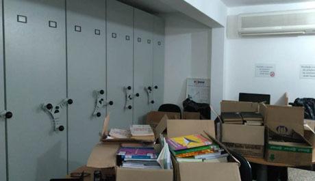 Biblioteca e Arquivo do Conselho recebem reforma