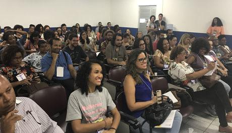 Primeiro pré-congresso da Bahia reuniu cerca de 90 participantes