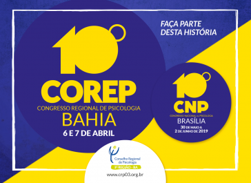 COREP reunirá delegados eleitos para mais uma fase do Congresso Nacional da Psicologia