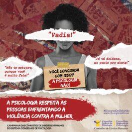 Campanha #DiscursoDeÓdioNão chega à Salvador no mês das mulheres