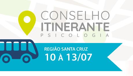 Conselho Itinerante acontece na região Santa Cruz