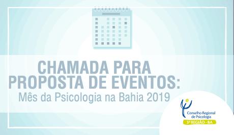 Projetos para o Mês das Psicologias podem ser enviados até 17 de julho