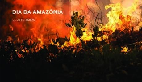 Nota de repúdio contra a devastação do meio ambiente e dos princípios éticos-humanitários