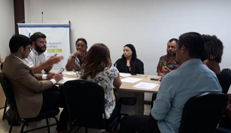 Conselho e Sindicato se reúnem para discutir demandas trabalhistas da categoria