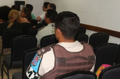 Evento debate suicídio policial na perspectiva da saúde mental
