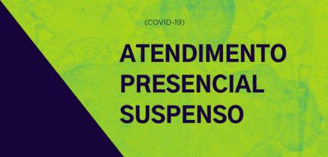 CRP-03 suspende atendimento presencial