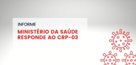 CRP-03 recebe retorno do Ministério da Saúde na busca pela valorização da profissão