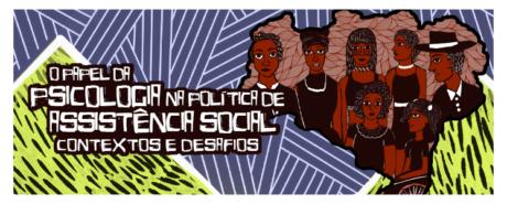 Campanha do CRP-03 destaca o papel da Psicologia na Política de Assistência Social