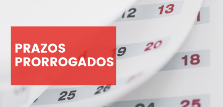 Suspensão dos prazos processuais e prescricionais é prorrogada até 02/08/2020