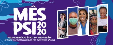 MÊS DAS PSICOLOGIAS: CRP-03 realiza em agosto campanha pelo exercício ético da profissão