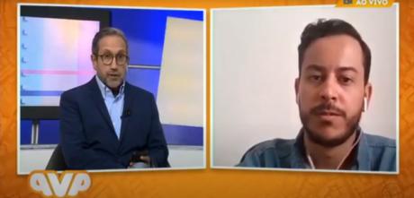 Conselheiro do CRP-03 fala à TV Aratu sobre prevenção do suicídio