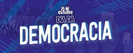Conselho lembra Dia da Democracia