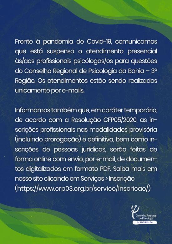 CRP03 Comunicado site