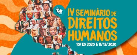 Participe do IV Seminário de Direitos Humanos