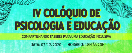 CRP-03 promove Colóquio de Psicologia e Educação