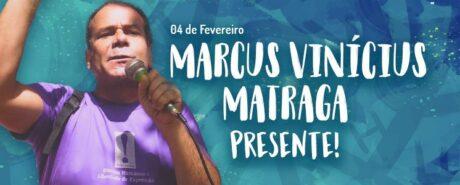 CRP-03 lembra cinco anos sem Marcus Vinicius