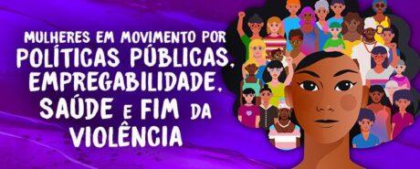 COMREG e CDH realizam série de eventos em março sobre direitos das mulheres