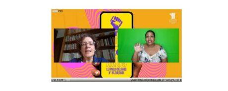 20 anos da reforma psiquiátrica e da luta antimanicomial no Brasil contou com ato virtual nesta terça-feira (06/04)